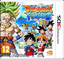 DragonBall Fusions 3DS