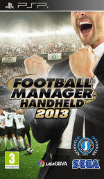 Football Manager 2013 Handheld PSP