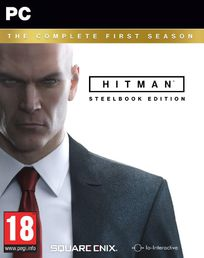 Hitman The Complete First Season (Steelbook Edition) PC