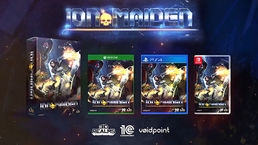 Ion Maiden Xbox One