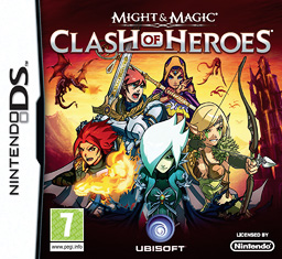 Might & Magic: Clash of Heroes Nintendo DS