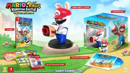Mario + Rabbids Kingdom Battle Collector´s Edition Switch