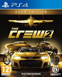 Crew 2 Gold Edition PS4