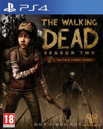 The Walking Dead - Season 2 PS4