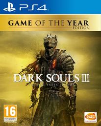 Dark Souls III: The Fire Fades Edition PS4
