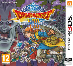 Dragon Quest VIII: Journey of the Cursed King 3DS