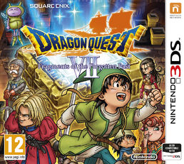 Dragon Quest VII: Fragments of the Forgotten Past 3DS