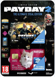 Payday 2 Ultimate Steal Edition PC
