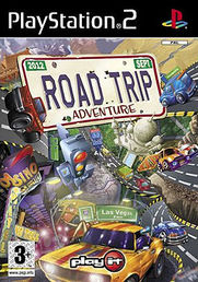 Road Trip Adventure PS2