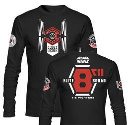 Star Wars Force Awakens Elite Squad Long Sleeve L-koko