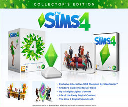 The Sims 4 Collector's Edition PC