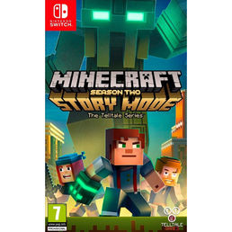 Minecraft Story Mode Season Two Switch