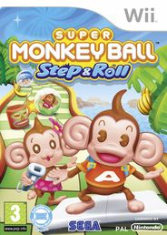 Super Monkey Ball Step & Roll Wii