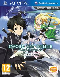 Sword Art Online: Lost Song PS Vita
