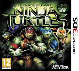 Teenage Mutant Ninja Turtles Movie 3DS