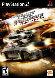 Fast and the Furious PS2