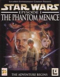 Star Wars Phantom Menace PC