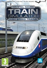 Train Simulator: High Speed Trains PC