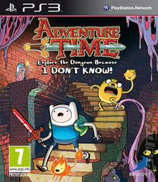 Adventure Time Explore The Dungeon Because I Don't Know! PS3