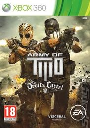 Army of Two: The Devils Cartel Xbox 360