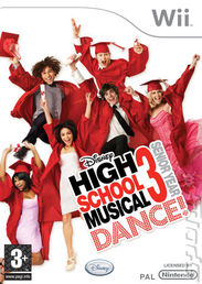 High School Musical 3 Senior Year Wii