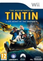 The Adventures of Tintin: The Secret of the Unicorn Wii