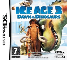 Ice Age 3: Dawn of the Dinosaurs Nintendo DS