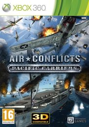 Air Conflicts Pacific Carriers Xbox 360