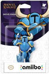 amiibo Shovel Knight hahmo