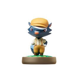 amiibo Animal Crossing Kicks Hahmo