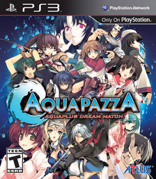 AquaPazza: Aquaplus Dream Match PS3