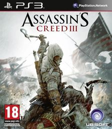 Assassins Creed III PS3