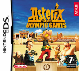 Asterix at the Olympic Games Nintendo DS