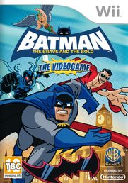 Batman: The Brave and The Bold Wii