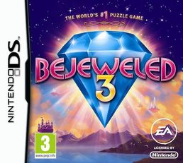 Bejeweled 3 Nintendo DS