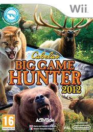 Cabelas Big Game Hunter 2012 Wii