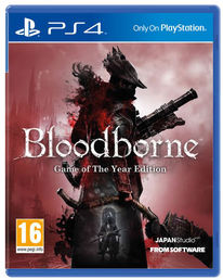 Bloodborne Game of the Year PS4
