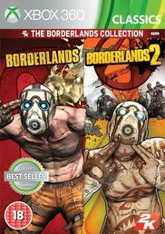 Borderlands Collection (1+2) Xbox360