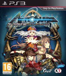 Ar Nosurge: Ode to an Unborn Star PS3