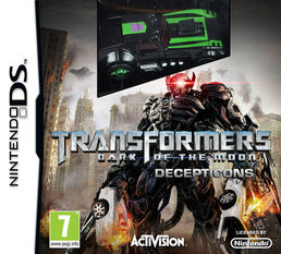 Transformers: Dark of the Moon Deceptions DS