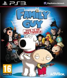 Family Guy: Back to the Multiverse PS3