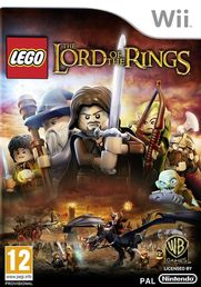 LEGO Lord of the Rings Wii