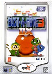 Bust-a-Move 3 DX PC