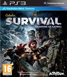 Cabelas Survival Shadows of Katmai PS3