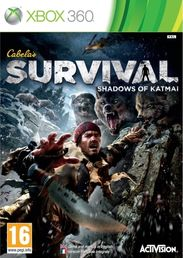 Cabela's Survival Instinct Shadows of Katmai Xbox 360