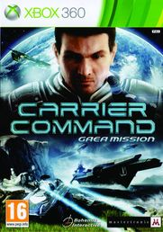 Carrier Command: Gaea Mission Xbox 360