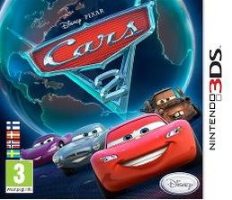 Cars 2: The Videogame 3DS
