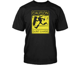 League of Legends Caution Dont Chase T-Shirt Koko L