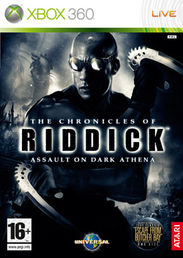 Chronicles of Riddick: Assault on Dark Athena Xbox 360