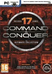 Command & Conquer The Ultimate Collection PC